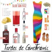 Tardes de Gin tonic
