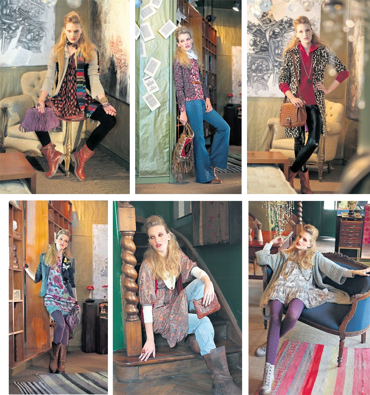 Estilo hippie chic el must del 2015 shopping sensato - Ropa de los hippies ...