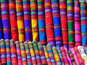 Pañuelos-colorful-color-pattern maleta equipaje