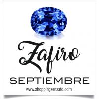 Zafiro para Septiembre